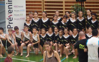 Championnat Romand de gym aux agrès en Société