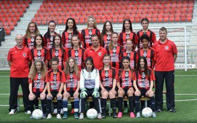 Prévenir a le plaisir de sponsoriser le camp d'entraînement à Nice (F) de l'équipe junior féminines B/9 de Neuchâtel Xamax FCS.