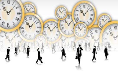 Enregistrement du temps de travail